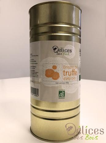 Brisure de truffe d été Bio Délices des Bois Lavérune